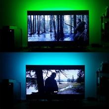 5V USB Flexible LED strip 5050 RGB Light