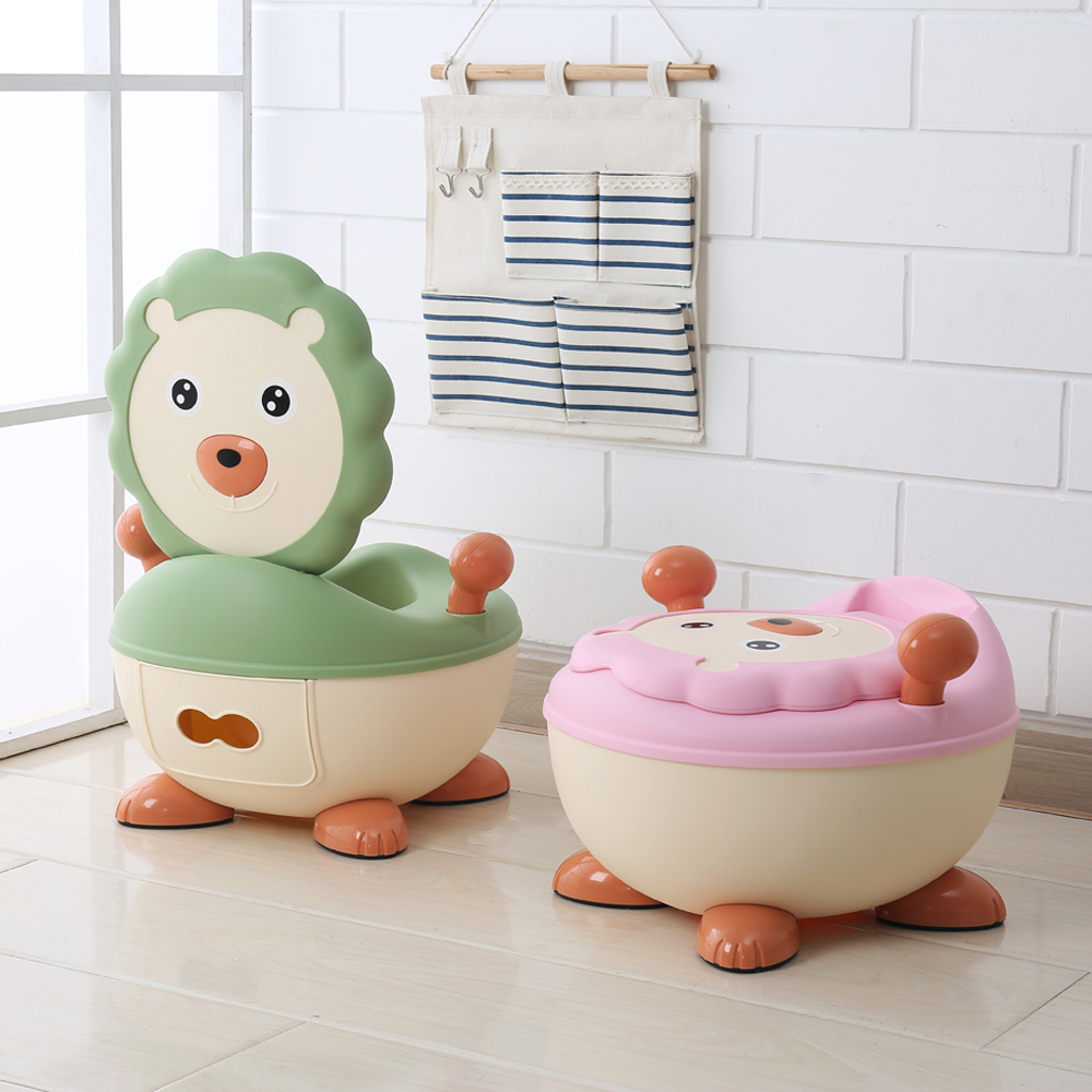 2 In 1 Potty Training Seat Potty Chair | Toilet Seat Reducer Portable Potty