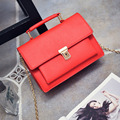 New Genuine Leather Rock Color Handbags Women Fashion Color Rivets Shoulder Bags Easy Matching For Valentines SS0146