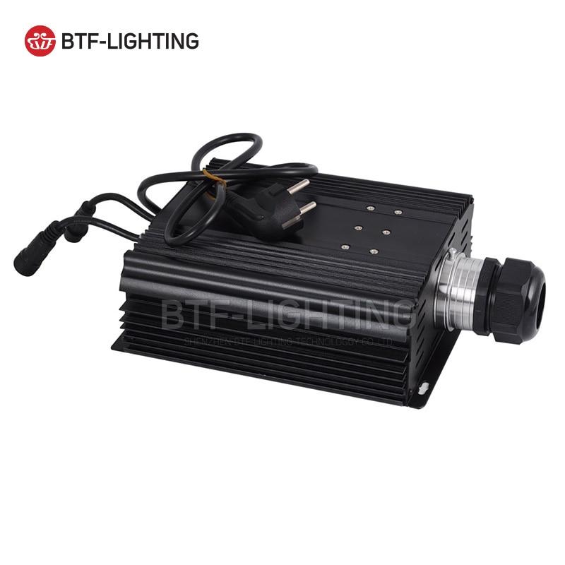Commercio allingrosso di RGB 45 W LED Motore In Fibra Ottica WiFi Controllo Vocale tramite APP per tutti i tipi di fiber otticheCommercio allingrosso di RGB 45 W LED Motore In Fibra Ottica WiFi Controllo Vocale tramite APP per tutti i tipi di fiber ottiche