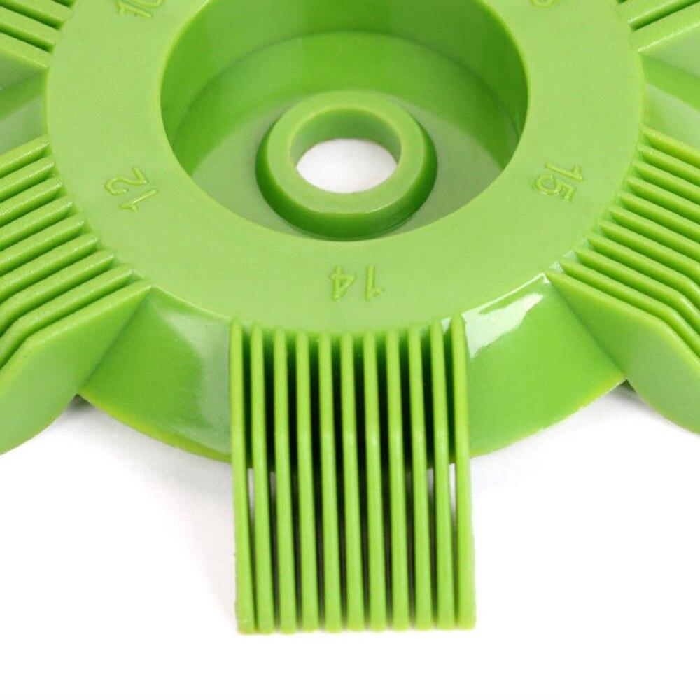 ESPEEDER Универсальный Автомобильный A/C радиатор конденсатор Ребро испарителя выпрямитель гребень для змеевика пластик авто система охлажден...