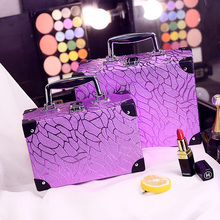 Cosmetic Bag Portable  Large Capacity Storage Bag Waterproof Lovely Travel Ladies Cosmetic Cases Multi-function Professional недорого
