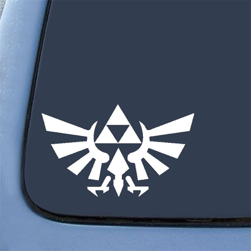 Bargain Max Legend Of Zelda Die Cut Sticker Decal Notebook Car Laptop 6
