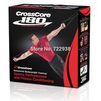CrossCore 180 fitness resistance bands set exercise equipment crossfit women belt training hanging straps