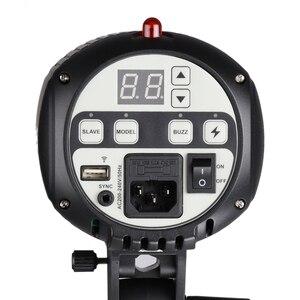 Image 4 - Godox speedlite 플래시 E250 프로 사진 스튜디오 스트로브 사진 플래시 라이트 램프 250W 스튜디오 플래시 220V 및 110V 핫 세일