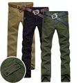 Corredores Ejército Táctico militar de Los Hombres de Carga Pantalones de Los Hombres Pantalones Casuales Pantalones de algodón Pantalones para hombre de Color Caqui Verde Balck 28-38 para Hombre de Camo