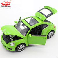 New Free Shipping Beatles Alloy Car Model 1 32 Die Cast Model Toys Car Collections Excellent