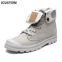 Unisex Fashion Boots Men Canvas Shoes Women Ankle Boot Brand Design Spring Casual Shoe New Summer