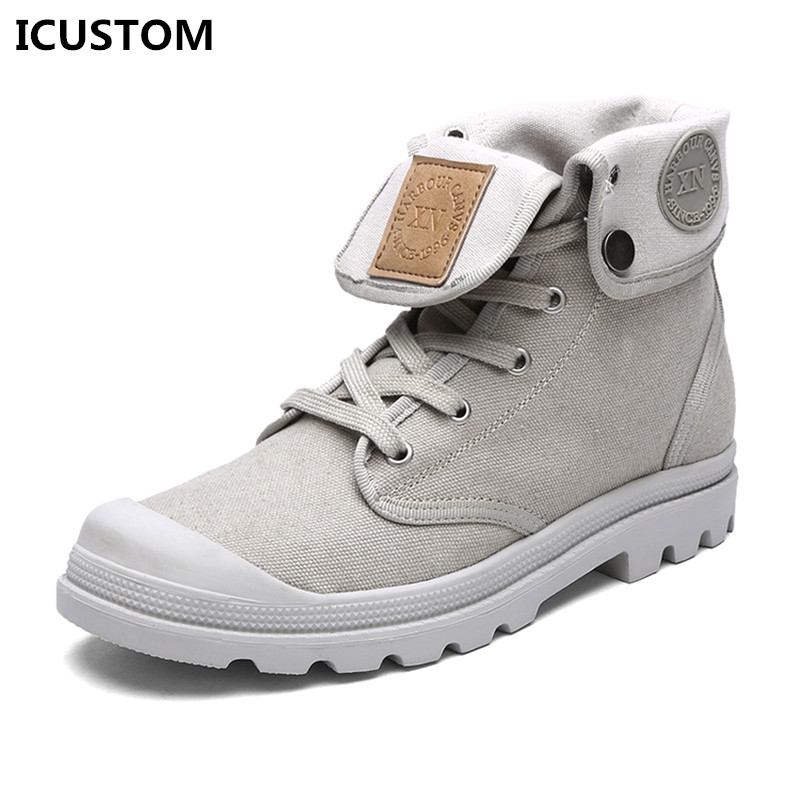 2017 Spring Unisex Military Tactical Boots Desert Combat Army Travel Canvas Casual Shoes Ankle Women Botas Femininas 35-44 2017 military combat desert boot mens army tactical boots military boots spring autumn climbing hiking shoes