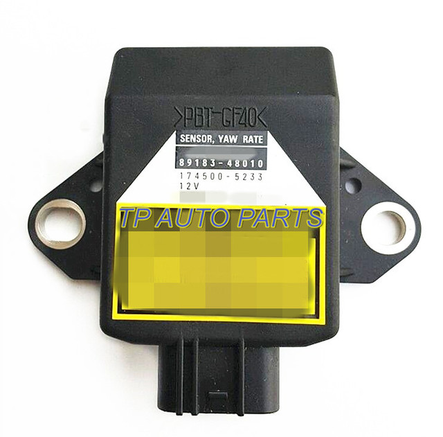Yaw Rate Sensor >> Us 39 8 Yaw Rate Sensor For To Yota Camry Scion Xa Xb Le Xus Es300 Rx330 Rx350 Oem 89183 48010 174500 5233 In Throttle Position Sensor From