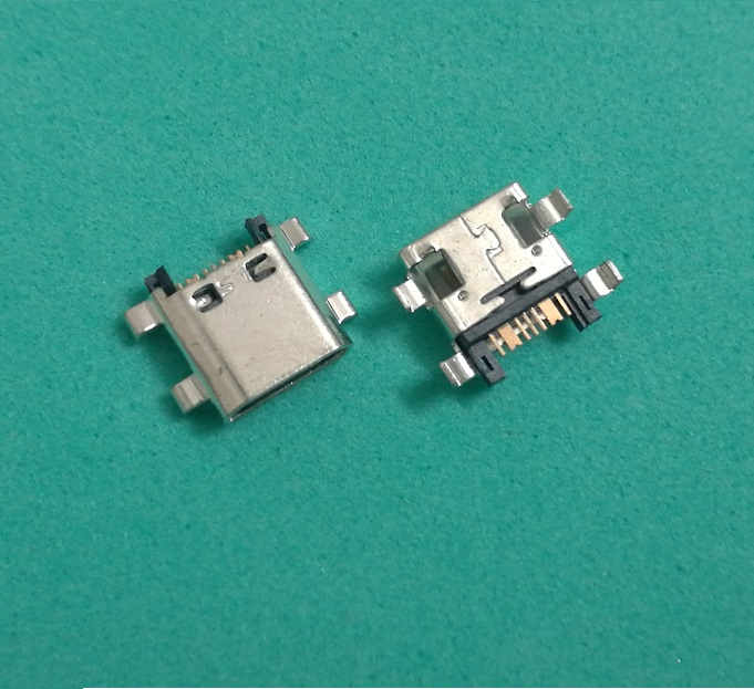 500pcs lot Micro USB Charging Connector socket charger Port For Samsung Galaxy Grand Prime G530 G531