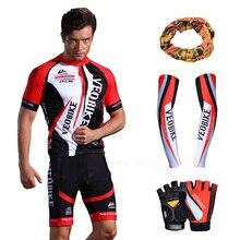 Профессиональная команда, набор Джерси для велоспорта, Мужская Летняя одежда, короткий рукав, одежда для велоспорта, одежда для горного велосипеда, спортивная одежда, быстросохнущая одежда для велоспорта, мужская одежда