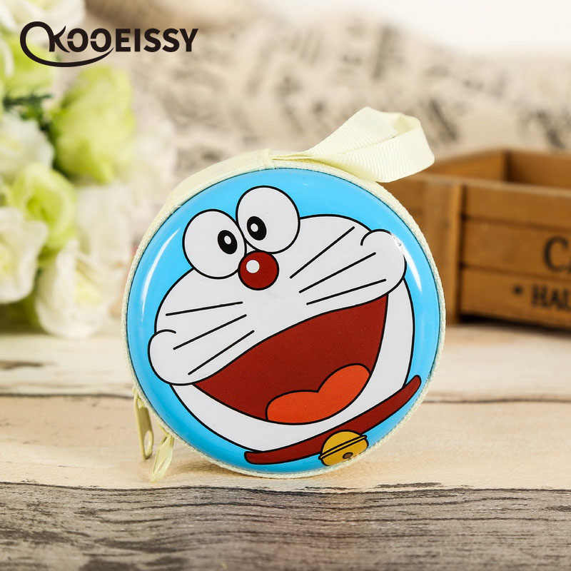Cartoon Earphone Wire Organizer Box Data Line Cables Storage Box Coin Candy Case Headphone Protective Box Case Container