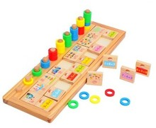 Addition and Subtraction Mathematic operation corresponding maths toys for children early learning(China)