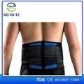 Orhopedic Voltar Belt Homens Cintos Cinto Correção de Postura Bandagem Elástica Menor Dor Nas Costas Chaves Suporta Grande Tamanho XXXL XXXXL Y010