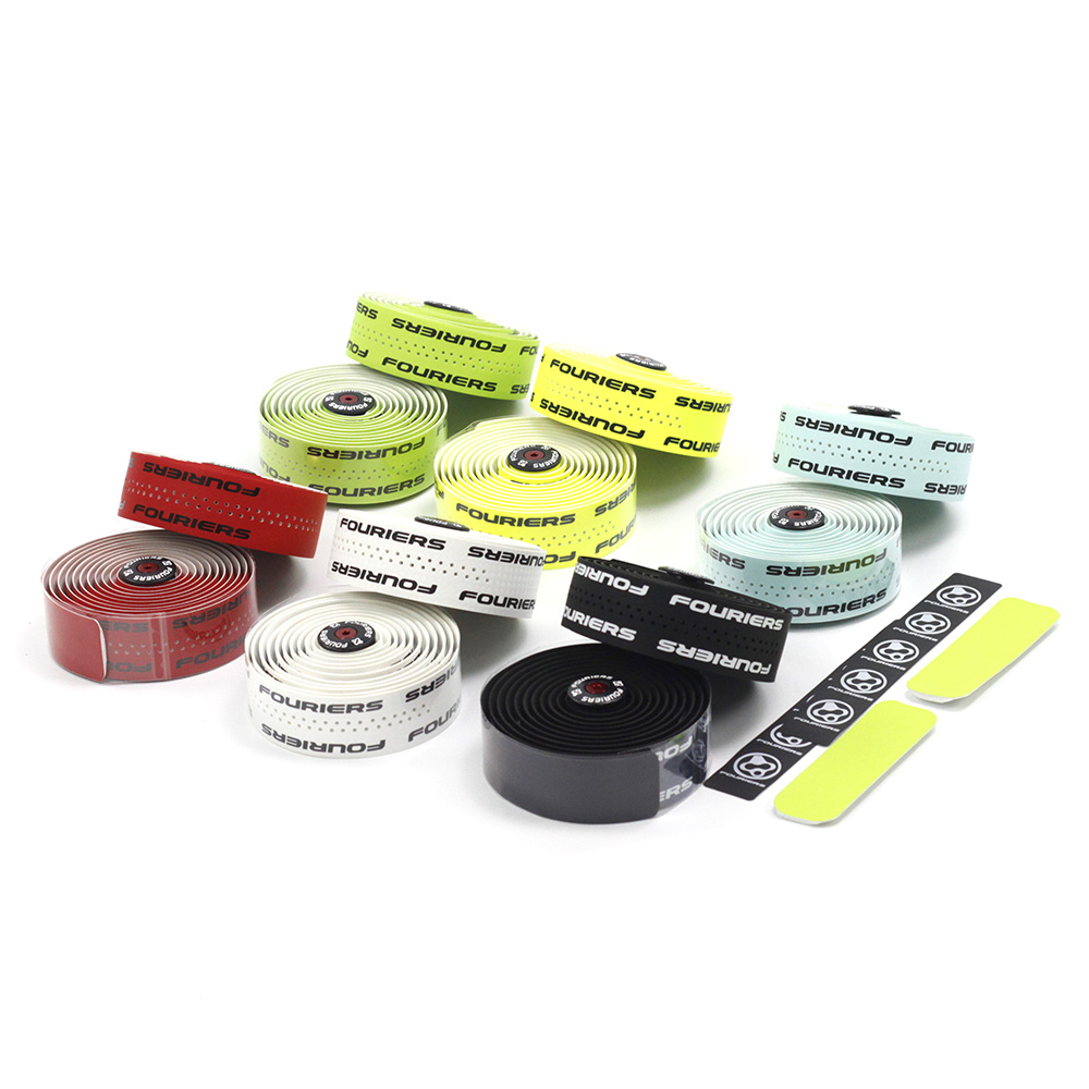 Fouriers Bicycle Handlebar Tape Wrap Fixed Gear Road Bike Handle bar Belt Waterproof Bicycle Parts