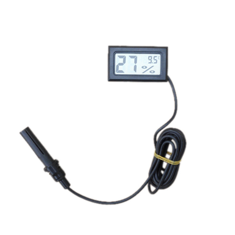 Factory price Hot Selling Mini Thermometer Hygrometer Temperature Humidity Meter