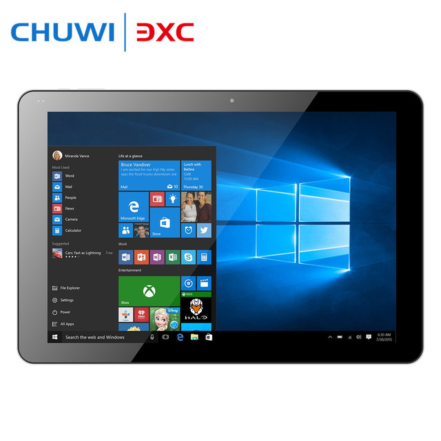 "Таблетки Windows 10 Tablet PC Chuwi Hi12 12 ""Дюйма Dual ОС Windows 10 + Android 5.1 Quad Core 4 ГБ RAM 64 ГБ ROM HDMI OTG ноутбук"