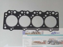 Taishan KM554 tractor with FD495T parts, the head gasket, part number: 495.02.004