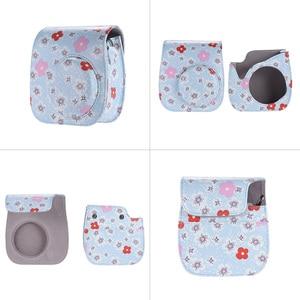 Image 3 - Andoer PU Protective Camera Case Bag Pouch Protector for Fujifilm Instax Mini 8 8+ 8s 9 Mini 9 Instax Camera Bag 2018 New
