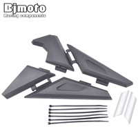 MOTO Upper Frame Infill Side Panel Set Guard Protector For BMW R1200GS R 1200GS LC 2013 2017 R 1200GS LC Adventure ADV 2014 2017