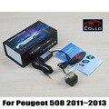 Para Peugeot 508 2011 2012 2013 / Anti colisão Laser faróis de nevoeiro / mau tempo de acidente de automóvel luz de advertência / traseiros luz de aviso