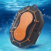 цена на Liboer Wireless Bluetooth Speaker Waterproof Bike 10W Speaker for TV Portable mp3 TF Bluetooth Speakers Bass Shower Outdoor BT90