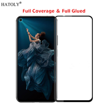 Huawei Honor 20 Pro Glass Tempered Glass for Huawei Honor 20 Pro Glass Film Full Glue Phone Screen Protector Huawei Honor 20 Pro 2pcs screen protector honor 20 tempered glass for huawei honor 20 pro protective film ultrathin glass honor 20 20 pro yal al10