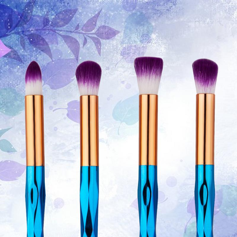 Image 4 - 4PCS Makeup Brush Set Eyeshadow Eye Concealer Brush Eye Makeup Brushes Kit Easy To Use And Portable-in Eye Shadow Applicator from Beauty & Health