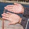 Perfect No1 High Strength Small Mesh American Hand Cast Net Fishing Accessories cb5feb1b7314637725a2e7: Clear Nylon 300|Clear Nylon 360|Clear Nylon 420|Tyre Use Nylon 300|Tyre Use Nylon 360|Tyre Use Nylon 420
