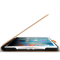 ZIMOON Case For IPad 2 3 4 Faux Leather Smart Cover For IPad 2 3 4