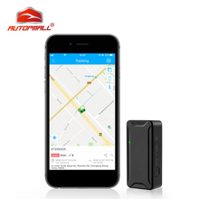 Mini GPS Tracker Car Tracker Auto Locator AT2 Car GPS Tracker Device GPS+LBS+WIFI Positioning Voice Monitor Real-time Tracking