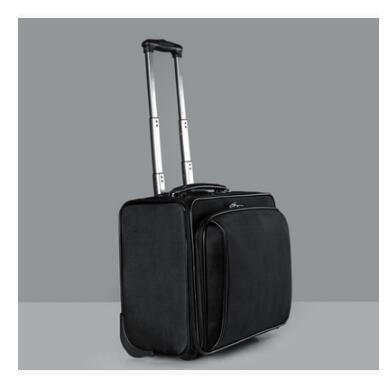 Men Business Trolley Bags Wheeled Bag Travel Luggage Case Oxford Suitcase Rolling On Wheels In From