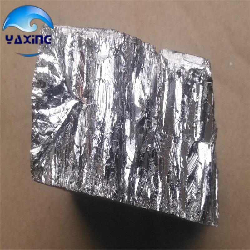 4kg High Purity 99.99% Bismuth Bi Metal Lumps Ingot bismuth glass sealed high purity bismuth metal bismuth block 4n bi 99 99% 10g