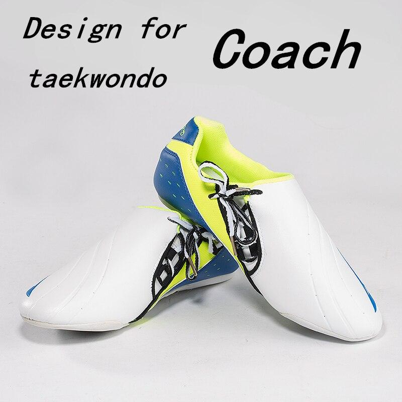 Taekwondo chaussures sport boxe Kung fu TaiChi chaussures pour hommes et femmes enfants pour la taille 36-46 Taekwondo Coach chaussures