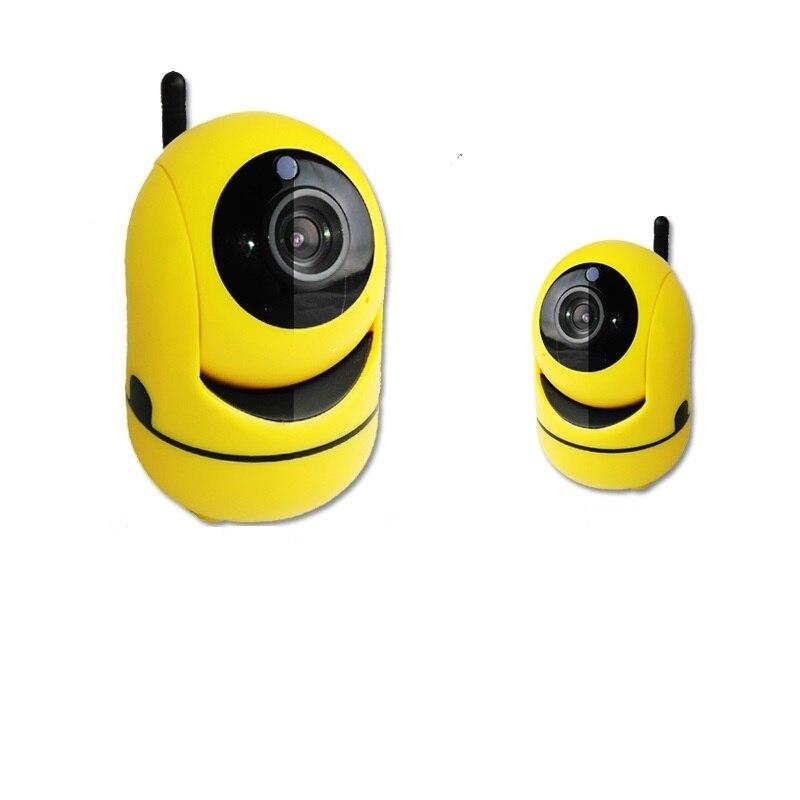 360 degrés 720 P HD Smart Dog IP caméra sans fil CCTV P2P bébé moniteur Wifi caméra P/T Micro carte H.264 réseau de sécurité à domicile