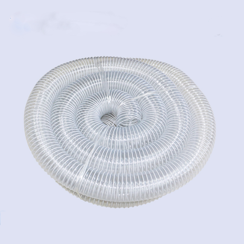 цена one piece CNC Router Accessories D100mm Dust collector pipe size length 10meter