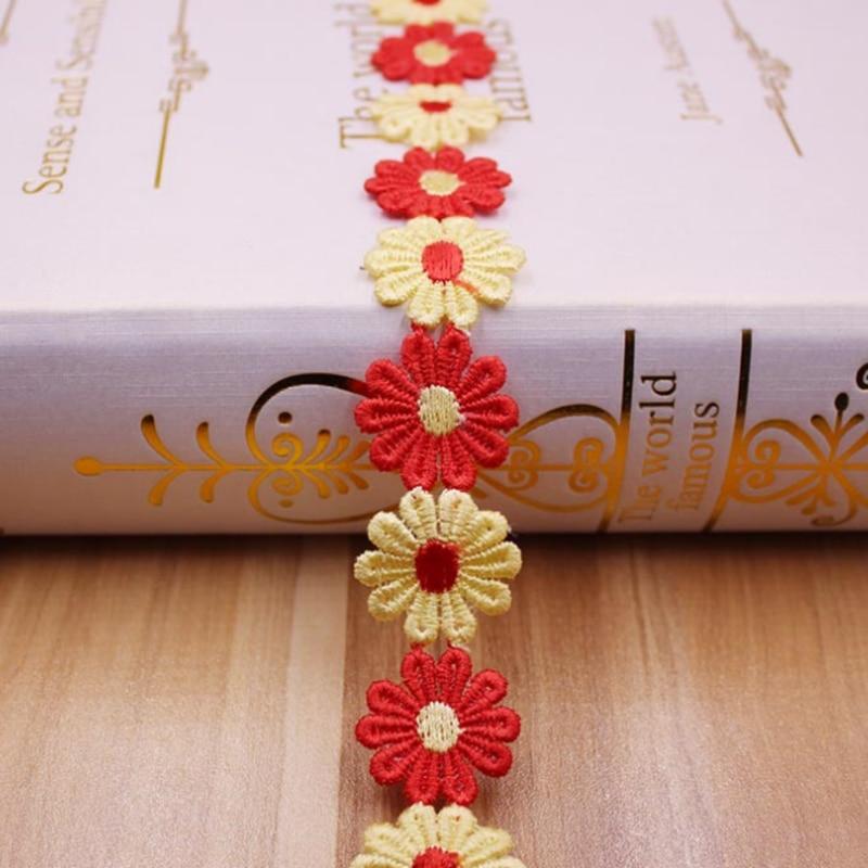 Rose Sew 10 metres NARROW RIBBON Craft BraId Ribbon Knit