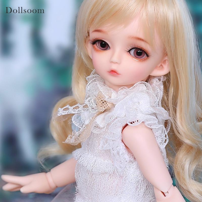 Soom Flint Hawa 1/6 Body Model Resin Figures High Quality Toy Gifts for Birthday Xmas Joint Luodoll SD BJD Doll New Fashion кукла bjd dc doll chateau 6 bjd sd doll zora soom volks