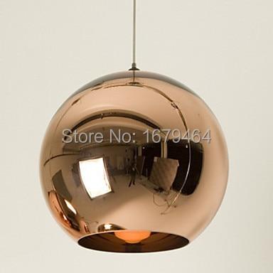 LED Mini Globe Pendant, 1 Light, Minimalist Metal Glass Electroplating  Free shipping Wonderland Pendant lamp mini globe stars and constellations