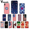 Flag Cases for iPhone 5 - XS Max