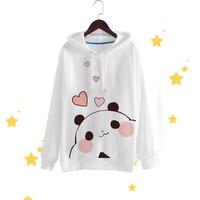 New Game YURURIN PANDA Hoodie Cute PANDA Hoodie Coat Men Women Sweatshirts