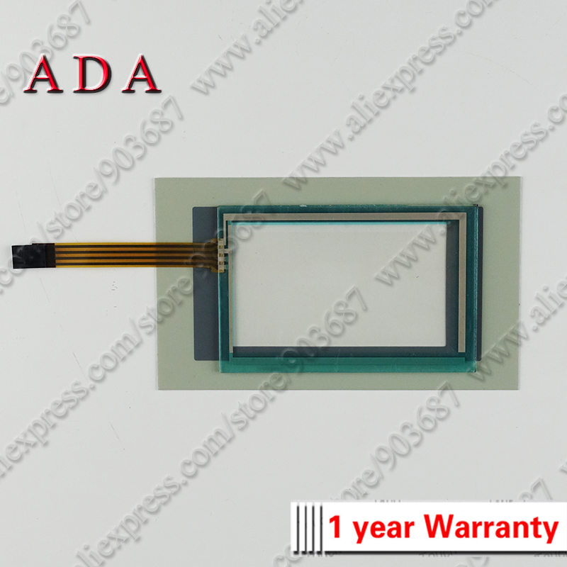 VT155W000DP Touch Screen Panel Glass for ESA VT155W000DP Touch Digitizer with Overlay Protective Film