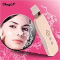 Professional Portable Ultrasonic Deeply Anion Facial Dead Skin Blackhead Removal Cleaner Scrubber Shovel Machine Face Exfoliator