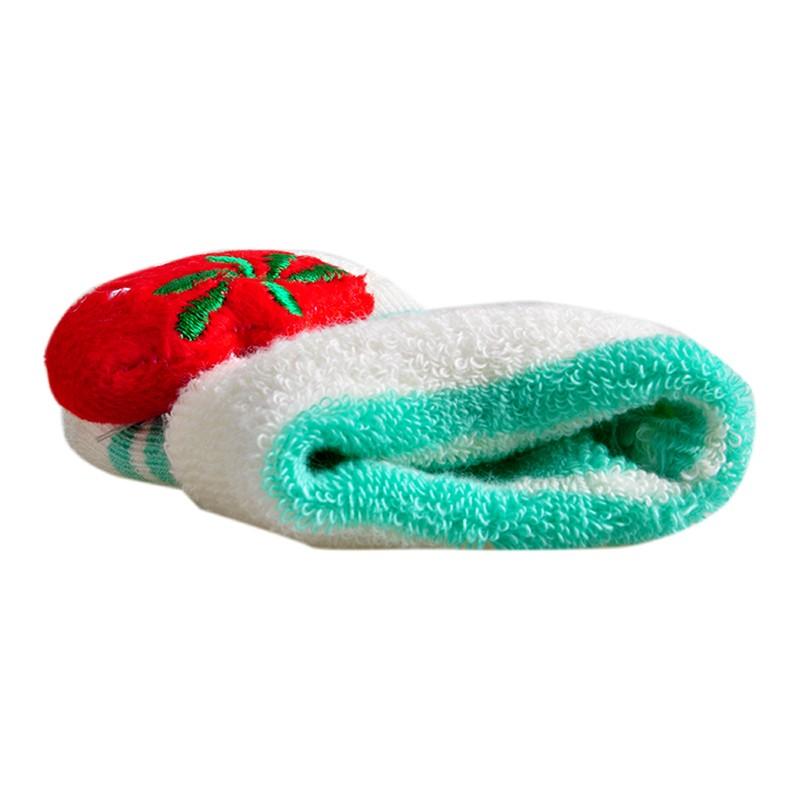 One Pairs Baby Socks New Born Meias Terry Cotton Animal Chicken Socks Infant Winter Socks & Leg Warmers (17)