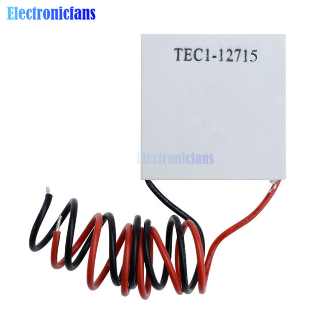 TEC1 12703 12705 12706 12709 12710 12712 12715 SP1848 27145 Thermoelectric Cooler Peltier 12V 5A Cells Peltier Elemente Module