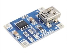 1A Lithium Battery Charging Board Lipo Charger Module DIY Micro USB Port with Surge Protection