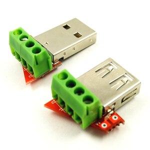 Image 3 - Destek tipi c MiNi mikro USB iPhone5s/6 s Yıldırım protokolü Tek tel kelepçe USB veri transferi testi kurulu USB adaptör plakası