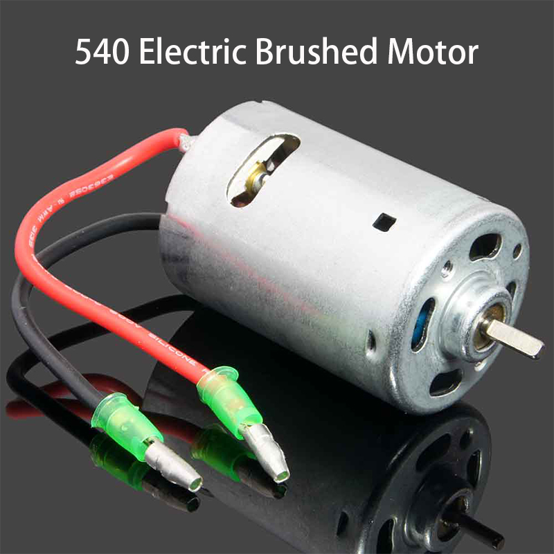 HSP 03011 540 Electric Brushed <font><b>Motor</b></font> 1000-22000RPM voltage 6-12v Empty load 40W Suitable for <font><b>1</b></font>/<font><b>10</b></font> HSP 94107 94111 94123 RC car image