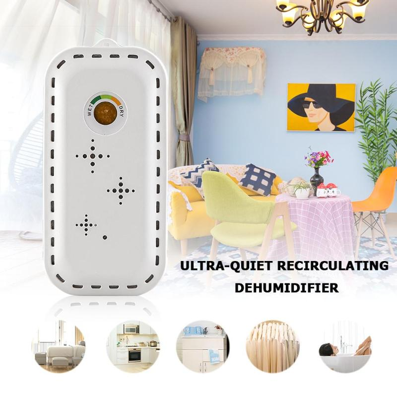 20W 130ml Portable Ultra Quiet Dehumidifier Electric Air Dryer Machine Water Intelligent Moisture Absorb Dehumidifier for Home mini quad band pet personal gsm gprs gps tracker with sos button 850 900 1800 1900mhz